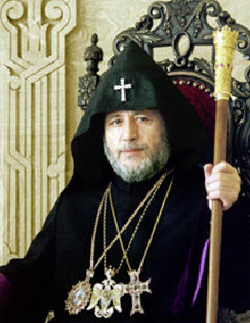 Armenian Apostolic Battle Royale The waves of revolution